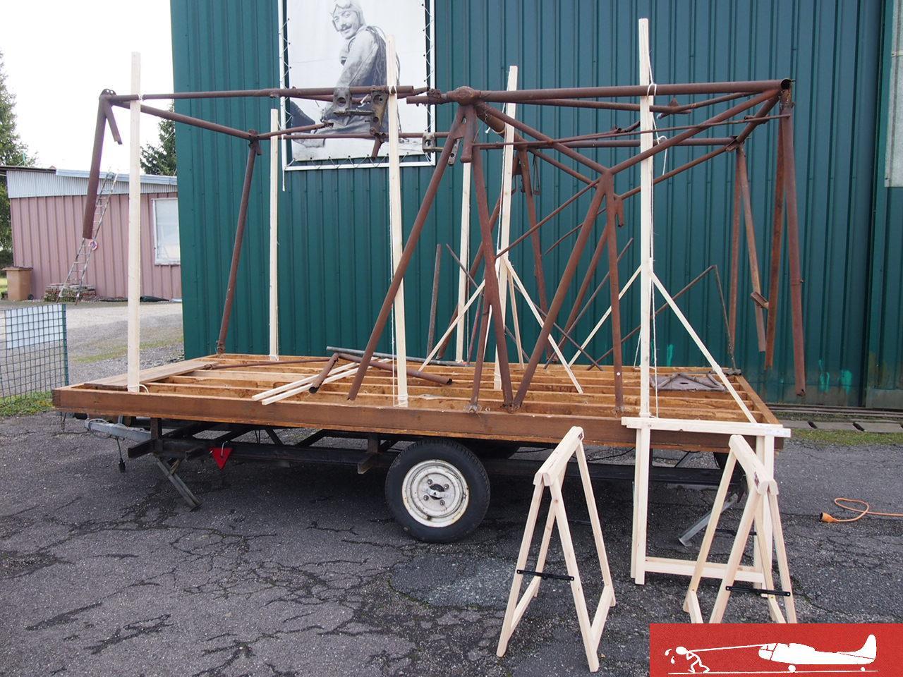 [Gliderborne] Restauration planeur WACO CG-4A P3219003