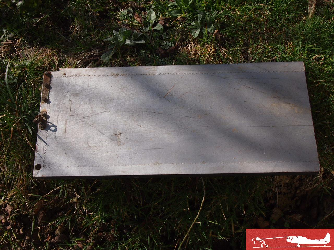 [Gliderborne] Restauration planeur WACO CG-4A P4099197