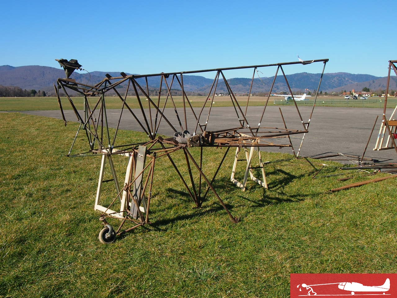 [Gliderborne] Restauration planeur WACO CG-4A P4179724