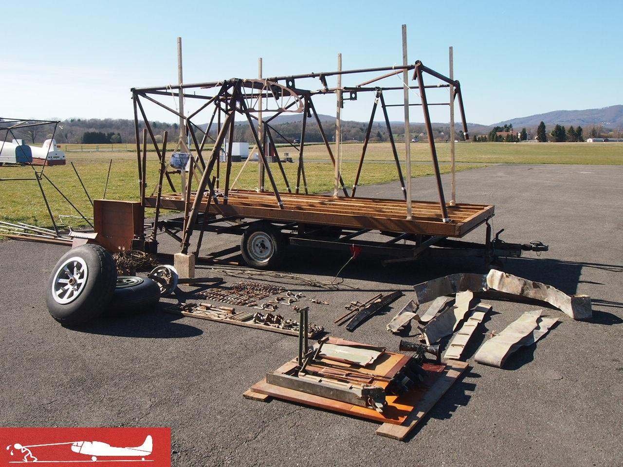 [Gliderborne] Restauration planeur WACO CG-4A P4179736