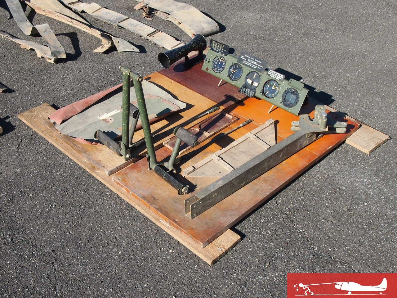 [Gliderborne] Restauration planeur WACO CG-4A P4179737